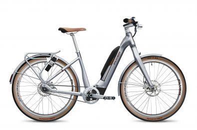 FLYER_E-Bikes_MY20_Upstreet5_983_Jubiläum_Comfort_RadiantSilver